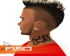Tattoo - Neck Tribal