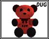 (D) Liv Snuggle Teddy