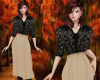 TF* Black & Tan Outfit