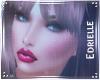 E~ Candice Model Head