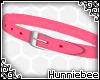 [H] Pink LL Tilted Belt