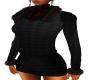 Black Plaid Jacket