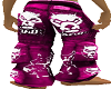 pants mad pink F