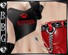 BBG* kitten red