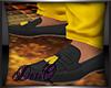 DQ Guys YellowTasselShoe