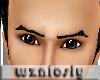 wzn Male Eyebrow Black
