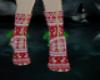 femboi christmas heels