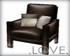 .LOVE. W.L. GA ver.Chair