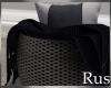 Rus Navy Pillow Basket 3