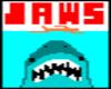 Jaws *pixel poster*