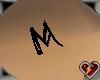 S Male M neck tat