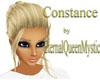 Constance~Blonde