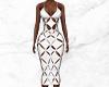 Nina Dress Wht