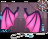 [Zlix]Purple Pink Wings