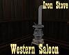 [M] WS Iron Stove