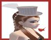 Ascot Top Hat - Tweed