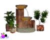 Western fountain pots