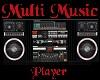 Multi Music Player