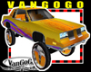 VG DONK candyGOLD car