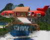 Airplane Villa Island