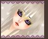 Cream Orika hair
