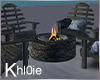 K oasis fire pitt chat
