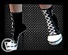 Black Converse Heels