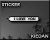 [KG] I Love You