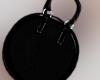 Plain witches black bag