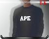 VTG APE CRWNCK B