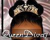 [QD7]Tiara Gold/Diamond