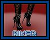 SexyBitch Biker Boots