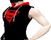 Death Superman Hoody