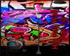 Hip Hop Graffiti Wall