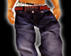 AFFLICTION BAGGY BROWN