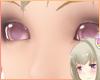 ~R~ Saki eyes