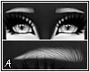 A| Kim Eyebrows White