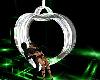Crystal Heart Swing