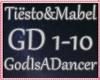 ♥ God Is A Dancer