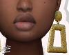 É. Textured Earrings G