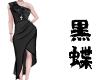 ☆dress black