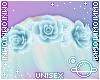 """quin """" flower crown"""