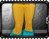 [c] Effy Stocking Yellow