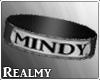 [R] Mindy Ring Lush