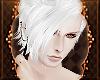 Y' Albino bangs [Hair]