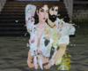 Cutout Couple