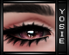 ~Y~Glossy Baby Pink Eyes