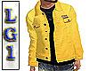 LG1 Yellow Denim ICB