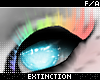 . rainbow eyelashes