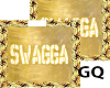 Plated Gold Name SWAGGA